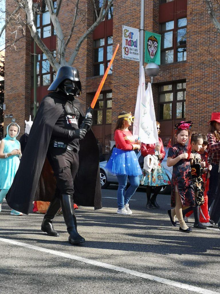 Las mejores fotos del gran desfile multicultural de La Prospe