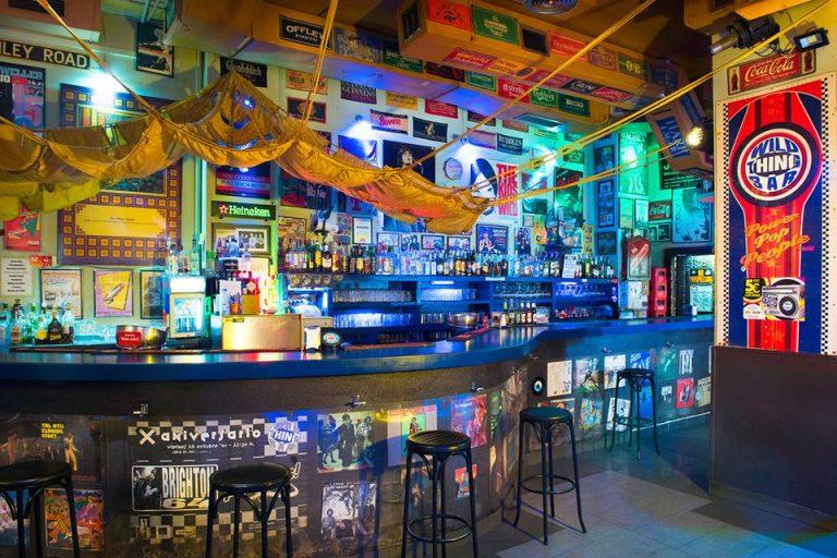 La Prospe se moviliza para evitar que el Wild Thing Bar eche el cierre tras 28 años en el barrio