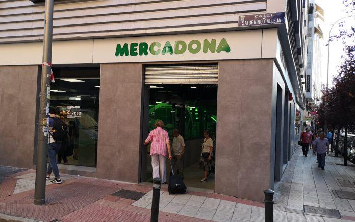 Mercadona López de Hoyos