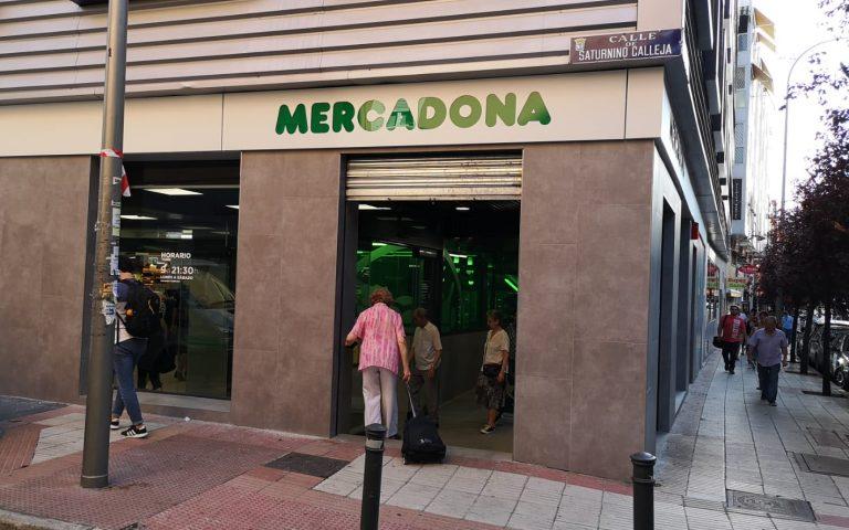 Ya está abierto el Mercadona de López de Hoyos