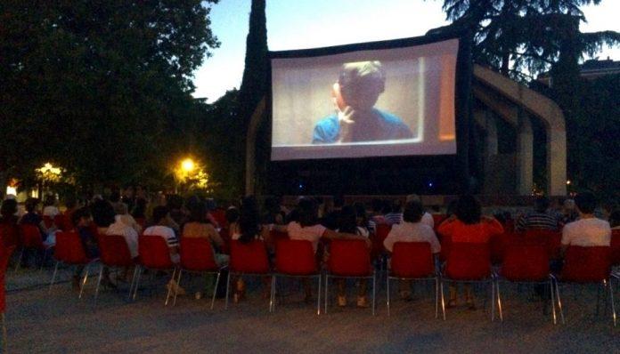 cine de verano parque de berlín