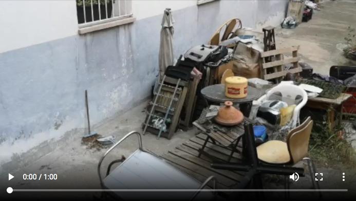 Vídeo | Un paseo por 'el sucio' barrio de Prosperidad