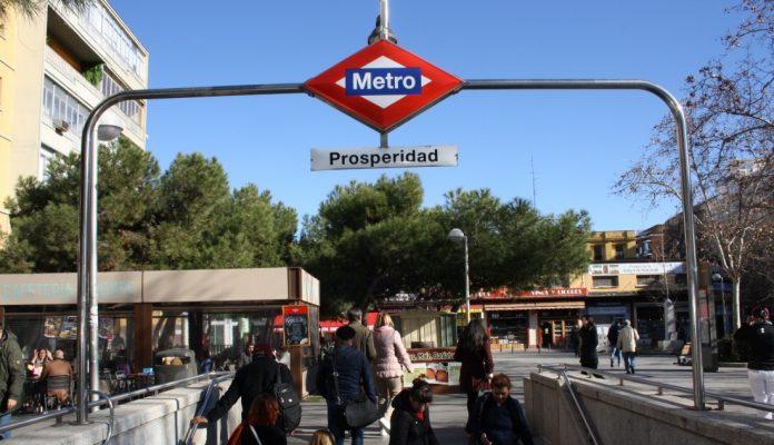 metro prosperidad L4