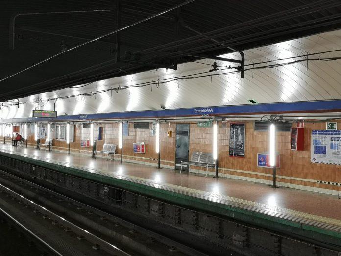 línea 4 de metro