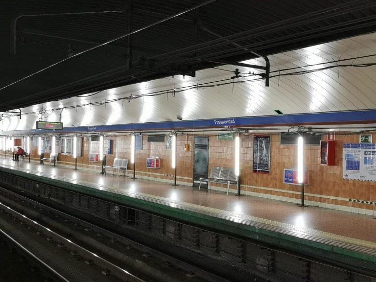 La línea 4 de Metro ya tiene fecha de cierre: el 13 de enero