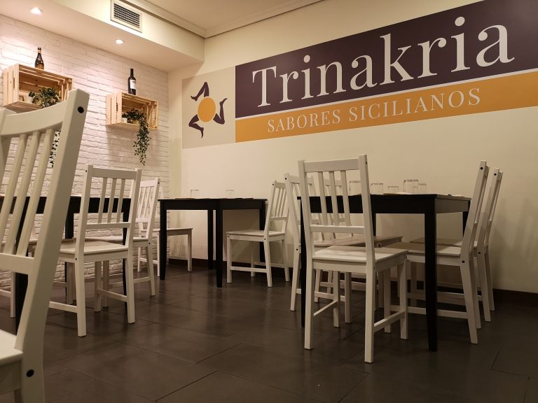 Trinakria trae los mejores sabores sicilianos a La Prospe