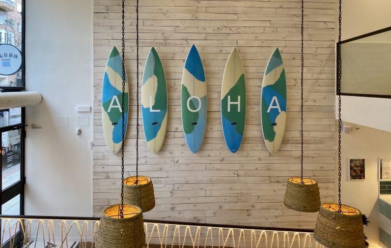 Aloha Poké se instala en la calle López de Hoyos