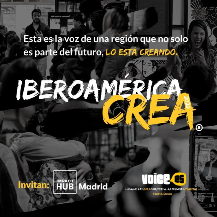 IBEROAMÉRICA CREA 2020