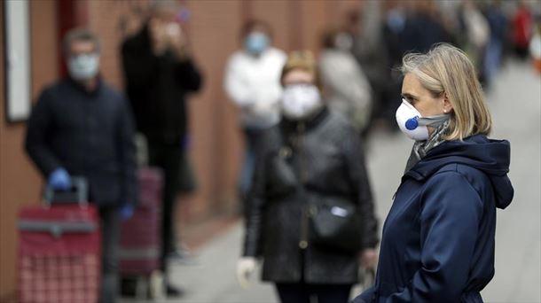 Prosperidad, el segundo barrio de Madrid más castigado por el coronavirus