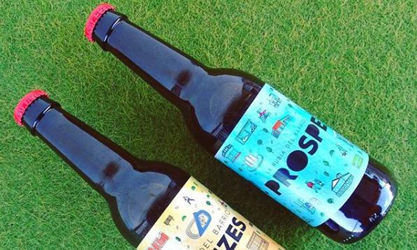 La Prospe ya tiene su propia cerveza artesanal