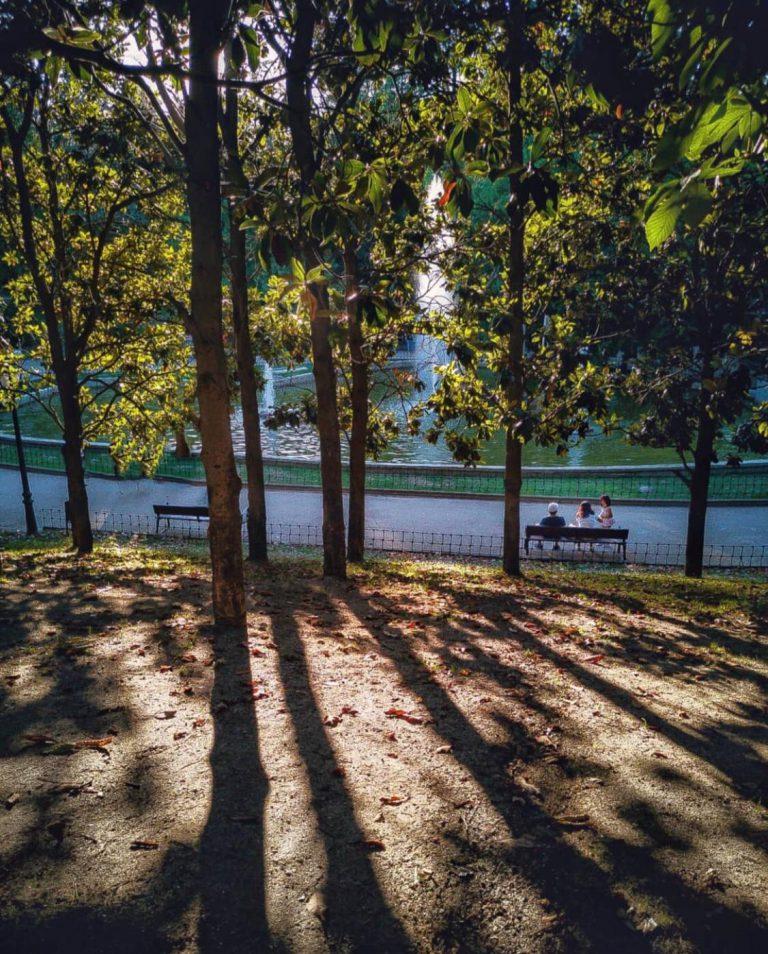 El Parque de Berlín desde vuestros ojos