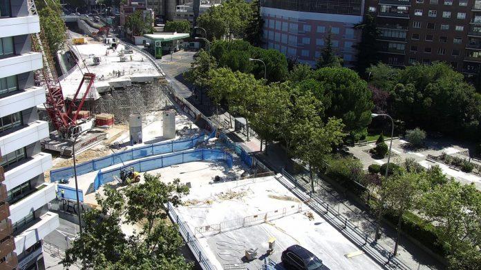 Paso Peatonal de Joaquín Costa
