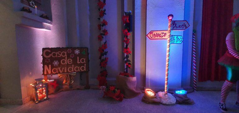 Chamartín da la bienvenida a la Navidad